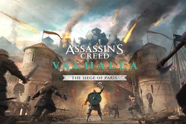 《刺客信条:英灵殿》全新DLC泄露!八年后围攻巴黎
