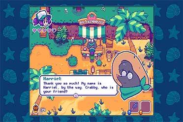 塞尔达动作RPG《月壳岛》上架Steam:战怪兽救小岛