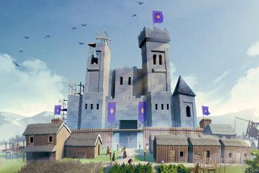 中世纪沙盒模拟建造游戏《前往中世纪》游侠专题上线