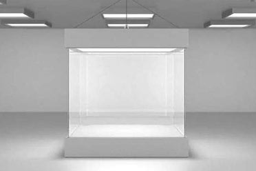 """拍卖1.8万美元!世界首个""""隐形雕塑"""":看不见摸不着!"""