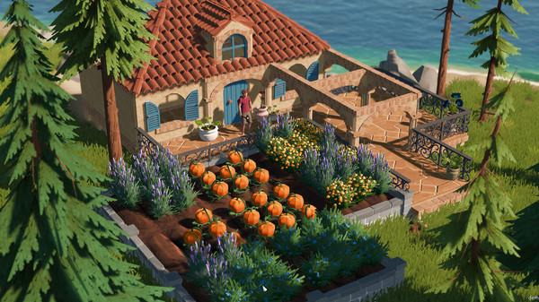 种田人狂喜 农场模拟游戏《Len's Island》试玩版推出