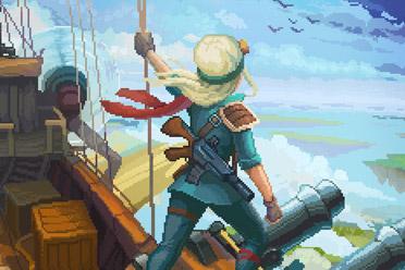 像素图形沙盒世界RPG游戏《云端掠影》游侠专题上线