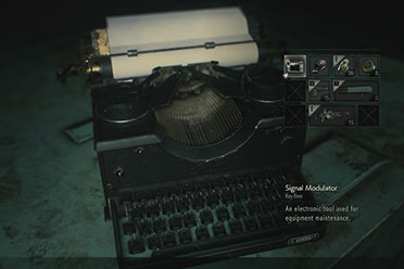 回忆满满的打字机!《生化危机》系列存档点集锦