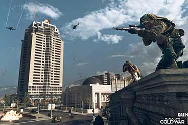 《COD战区》《冷战》将亮相夏日游戏节展示第4季内容