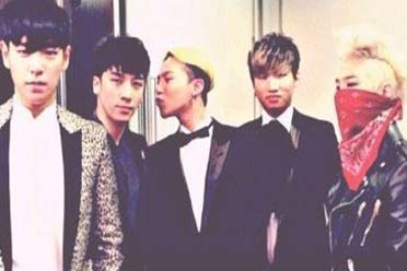 BIGBANG将以完整体回归:顶至微博热搜却难辨真假!