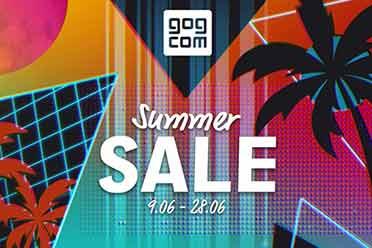 GOG夏季促销活动现已开启:超3400款游戏!最高减90%