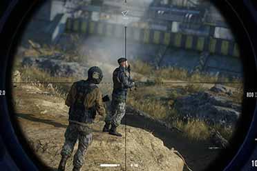 《狙击手:幽灵战士契约2》:千里之外击杀任务目标
