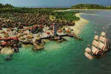 Steam《海商王4》《海岛大亨6》等游戏价格永降!
