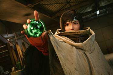 """《最终幻想7:重制版》""""尤菲""""DLC上架 售价129港币"""