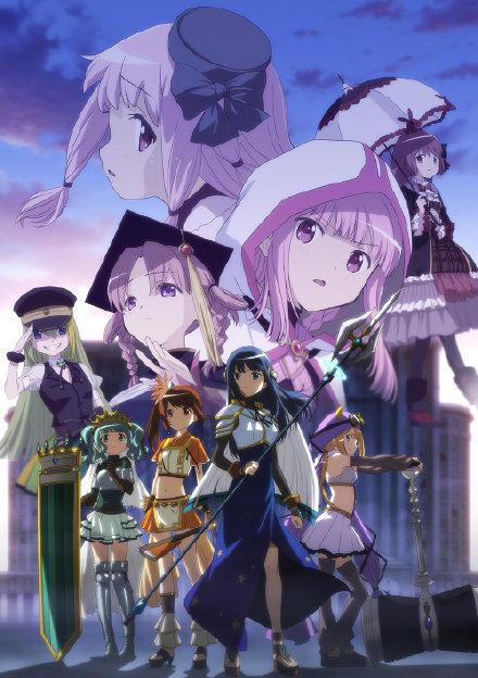 《魔法纪录 魔法少女小圆外传》第2季视觉图公开