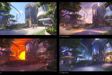 《守望先锋2》地图支持实时动态变化!影响游戏玩法