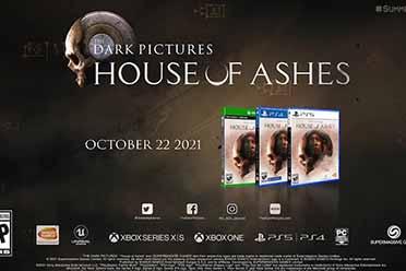 夏日游戏节:《黑相集:灰烬之屋》新宣传片 10月发售