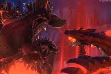 夏日游戏节:《怪猎物语2:破灭之翼》全新宣传片