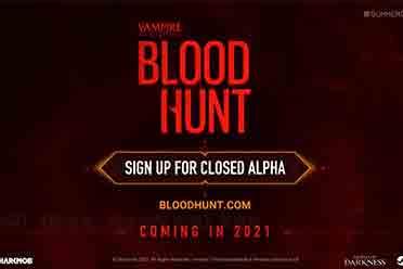 夏日游戏节:《吸血鬼:避世血族 血猎》公布宣传片