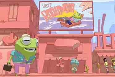 E3 2021:滑板游戏《奥力奥力世界》全新宣传片公布