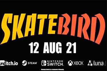 E3 2021:《滑板鸟》预告片公布 看上去不是很聪明