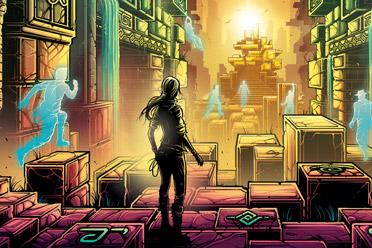 大型非同步多人游戏《幻影深渊》游侠专题站上线