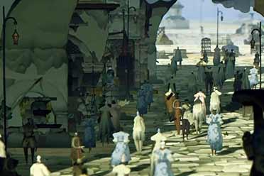开放世界RPG《旅行游记》8月9日登陆Steam抢先体验!