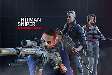 E3 2021:光头47失踪?手游《杀手狙击:暗影》预告