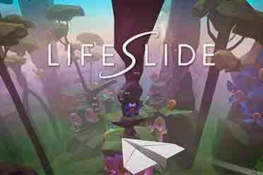 E3 2021:纸飞机模拟游戏《Lifeslide》公布新预告