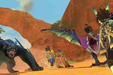 E3 2021:《怪物猎人物语2》预告 试玩DEMO即将上线