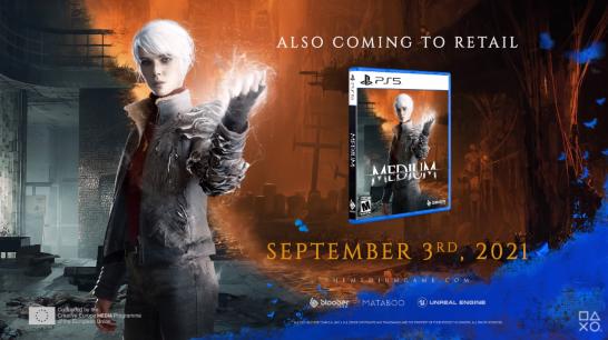 恐怖游戏《灵媒》PS5版宣传视频公开 9月3日发售