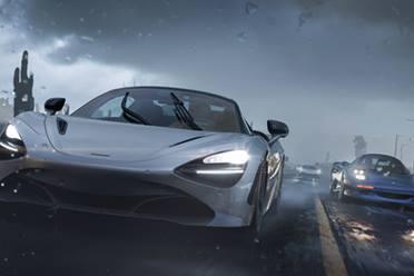 《极限竞速:地平线 5》上架STEAM预计11月10日发售