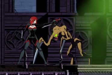横版动作游戏《吸血鬼莱恩背叛新刺》游侠专题上线