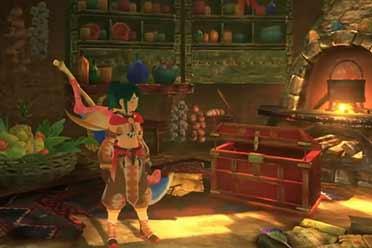 E3 2021:《怪物猎人物语2:破灭之翼》树屋超长试玩