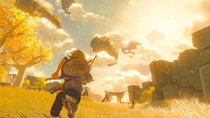 任天堂:暂不公开《荒野之息》续作标题是有原因的