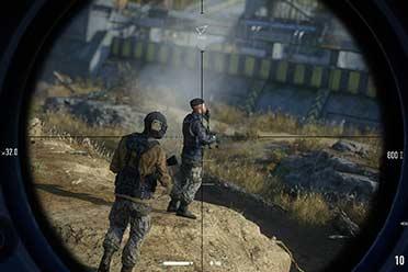 《狙击手:幽灵战士契约2》PC性能分析:有优化空间