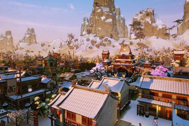 国风模拟经营《天神镇》demo上线!EA版预计7月推出