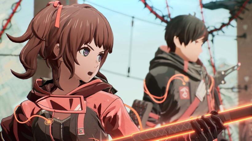 《绯红结系》开发者解读 包含游戏内美术以及主角设计