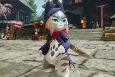 NS日常新闻 怪猎联动任务猫娘服装 魔女3进度如何