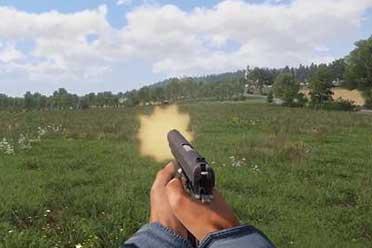 《武装突袭3》DLC追加武器演示 M1911、MPV-N登场