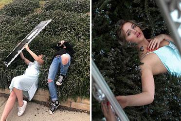 每一张超惊艳的社交美照背后都有网友的沙雕创作!