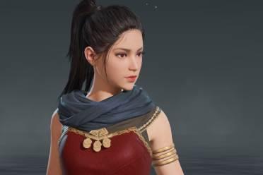 《永劫无间》玩家捏人作品赏 可爱性感沙雕一应俱全