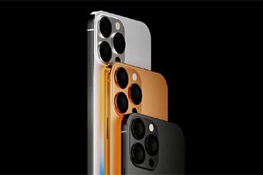 iPhone13 Pro新真机渲染照曝光!全新配色橙色亮眼