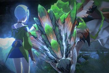 《怪物猎人物语2:破灭之翼》7分钟开场动画公开!