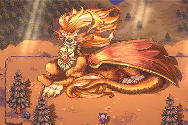 角色扮演RPG游戏《太阳港》游侠专题站上线