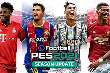 《实况足球2022》或发售 科乐美新足球游戏通过评级