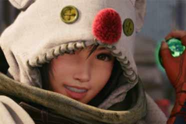 这也太香了《FF7:重制过渡版》尤菲手办预售 明年上市