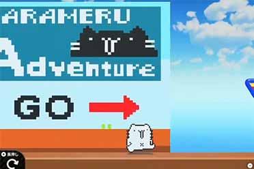 用《第一次的游戏程式设计》还原猫里奥关卡 依旧折磨人