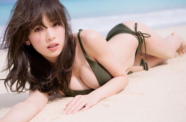 盘点10位超火的日本性感女星 颜值和身材都无可挑剔!