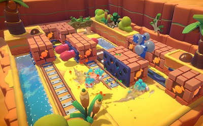 塔防游戏的继承与创新:《糖果灾难》和它的陷阱世界