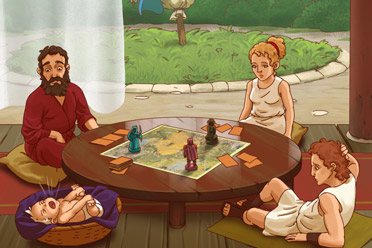 时间管理游戏《大力神的十二个劳工时间冒险》专题上线