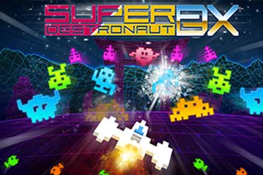 怀旧版小蜜蜂太空射击游戏《超级特种船员 DX-2》7月2号登陆NS
