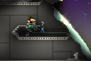 横向滚屏2D射击游戏《深化生态进攻》游侠专题上线