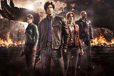 《生化:无尽黑暗》第一季IGN 7分 相比真人版好多了
