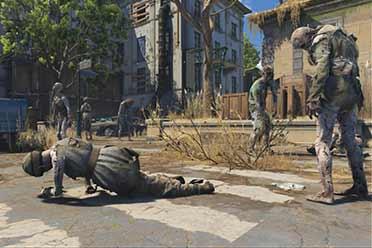 《消逝的光芒2》深度介绍视频:曝光大量游戏画面!